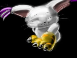 Now, what's with Gatomon? by ReallyReallyBigBang