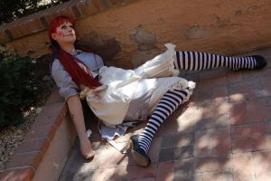 Raggedy Ann 3 by ColorOfConfidence