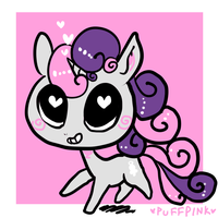 Sweetie by PuffPink
