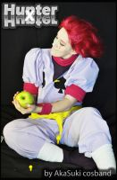 Hisoka cosplay 3 by NakagoinKuto