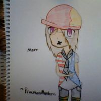 My ROBLOX Character by PrincetonsMonster