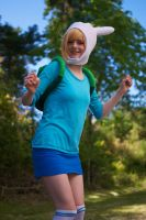 Fionna: I'm A Buff Baby That Can Dance Like A Lady by AnyaPanda