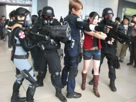 Resident Evil Raccoon City by Avereal
