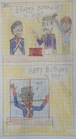 Countrymen- independence birthday by ClockworkDaniel