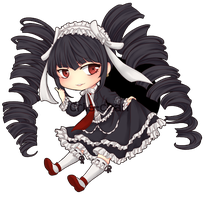Celestia Ludenberg by criis-chan
