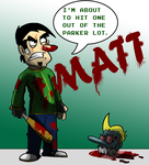 Matt:20 Years In The Making by UltraEd12