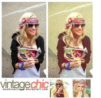 "action 014 ""VINTAGE CHIC"" by ModernActions"