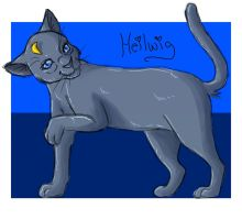 Heilwig for windalchemist001 by Leopard-Gryphon