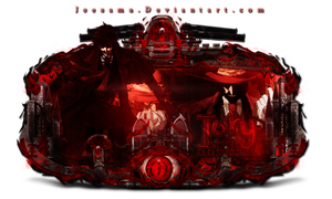 Hellsing Alucard Gift for Iory xD by JeeSama