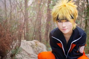 Naruto cosplay by Mcosplay