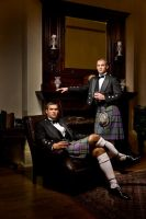 Highland Gentlemen by AlterEgoPhotography