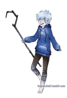 Jack Frost. by jamm3rs