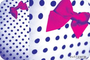 + Polka dots + by Out-Zero