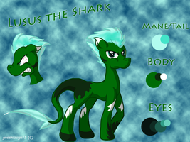 Lusus Normal Form Ref by mechafone