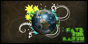 Earth by divzz