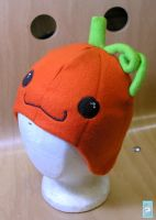Jack O Lantern hat by The-Cute-Storm