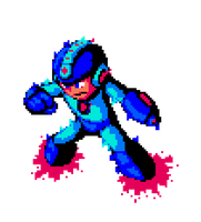 Megaman.exe Redesign by jmatchead
