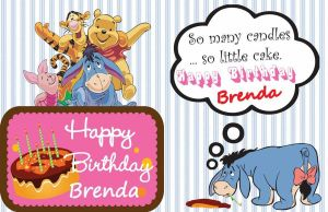 Happy birthday brenda by Palus1116