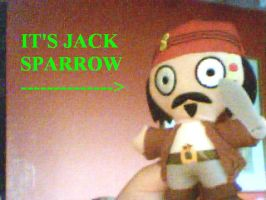 JACK SPARROW LOST by Raspberry-Banny