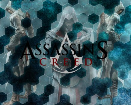 Assassins Creed Wallpaper by Slayerno1