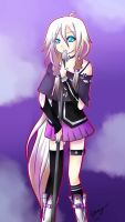IA VOCALOID by donutpolice