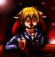 I'll Be Drunk Again...To Feel a Little Love... by ScottishRedWolf