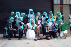 Acen 2013 Vocaloid Photoshoot-11 by dreamlife109