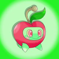 #1 Appletiny by Isc0
