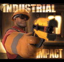 Industrial Impact (Update) by Py-Bun
