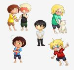 APH - A bunch of boys 1 by emimix3