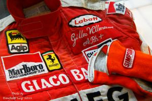 Salut Gilles by luis75