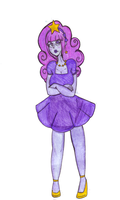 Lumpy Space Princess by SGTCTOINFINITY
