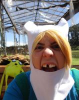 Finn the human by RobinYume
