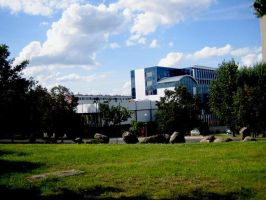 University in Zielona Gora 2 by starskq
