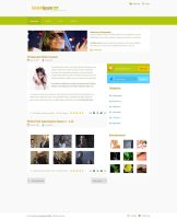 Wordpress Experiment Interface by DouglasEltz