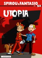 Spirou COVER by theEyZmaster