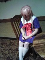 Is this wrong? Yuno Gasai Future Diary Cosplay by ThatCosplayNerd