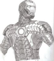 Ironman by bigboss49mike