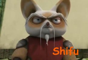 Master Shifu - new outfit by sonamyfire