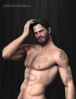 Jose Borges by sithlordsims