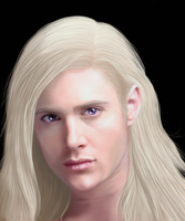 What if Rhaegar were played by Jensen Ackles by MarinaSchiffer