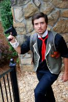 Booker Dewitt by sandercohen13