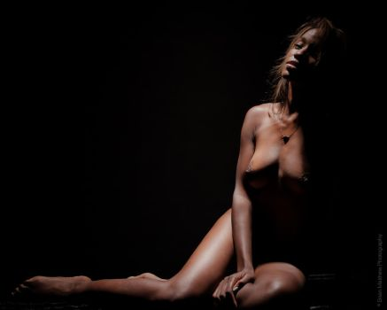 Audra Artistic Nude Color by BrianMPhotography