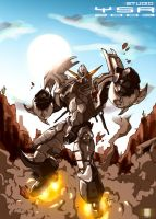 YSR Mech by RAHeigh n Me by dcjosh