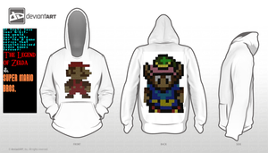 Former Entry for 8-Bit Hoodie Challenge by GodofDarness18