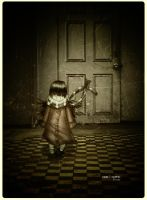 _My locked nightmares by chipil