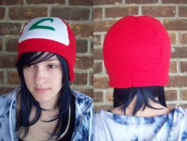 Ash Hat by akiseo
