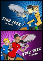 Star Trek 4 by PYdiyudie