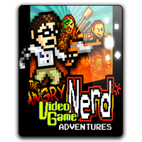 Angry Video Game Nerd Adventures by dylonji