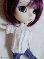 Pullip crisp rectangle tee by kivrin82